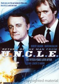 Return Of The Man From U.N.C.L.E., The