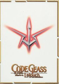 Code Geass Lelouch Of The Rebellion: Part 3 - Limited Edition