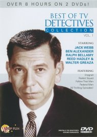 Best Of TV Detectives Collection: Volume 1