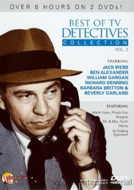 Best Of TV Detectives Collection: Volume 2