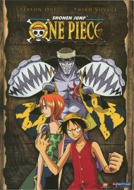 One Piece: Season One - Third Voyage