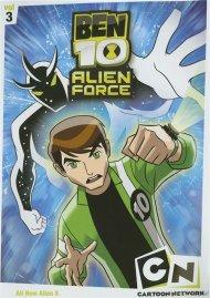 Ben 10: Alien F-rce - Volume Three