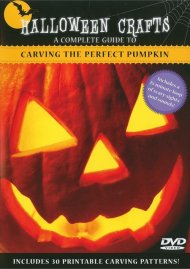Halloween Crafts: Carving The Perfect Pumpkin
