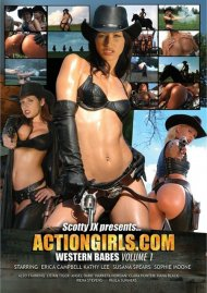 Actiongirls: Western Babes - Volume 1