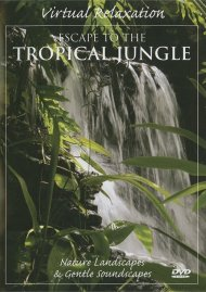 Virtual Relaxation: Escape To The Tropical Jungle