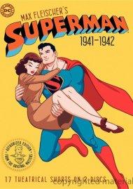 Max Fleischers Superman 1941 - 1942