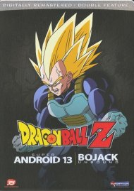Dragon Ball Z: Super Android 13 / Bojack Unbound (Double Feature)
