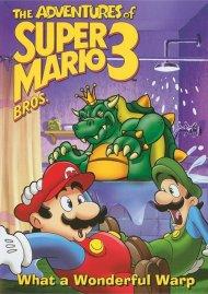 Adventures Of Super Mario Bros 3, The: What A Wonderful Warp