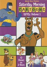 Saturday Morning Cartoons: 1970s - Volume One