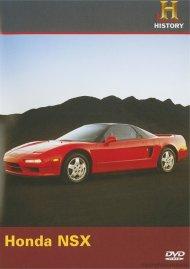 Automobiles: Honda NSX
