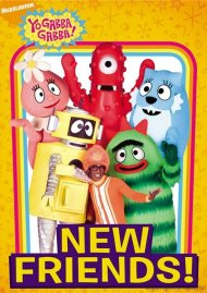 Yo Gabba Gabba: New Friends (With CD)