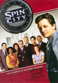 Spin City: The Complete Second Season