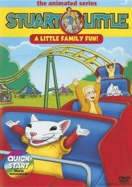 Stuart Little: The Animated Series - A Little Family Fun