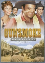 Gunsmoke: The Third Season - Volume Two