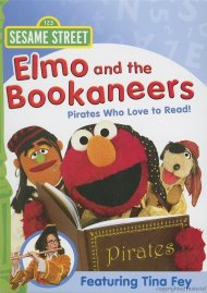 Elmo And The Bookaneers: Pirates Who Love To Read!