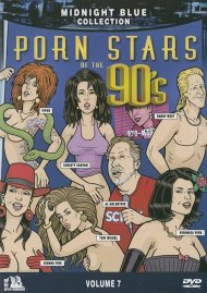 Midnight Blue: Volume 7 - Porn Stars Of The 90s