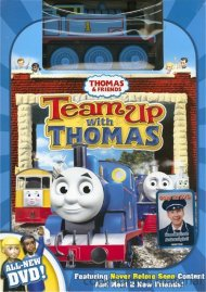 Thomas & Friends: Team Up With Thomas (With Toy Train)
