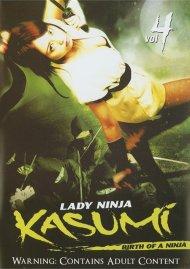 Lady Ninja Kasumi: Volume 4