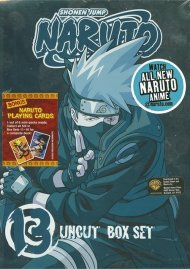 Naruto: Volume 13 - Special Edition Box Set