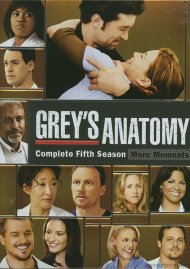 Greys Anatomy: Season Five - More Moments
