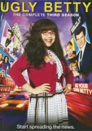 Ugly Betty: The Complete Third Season