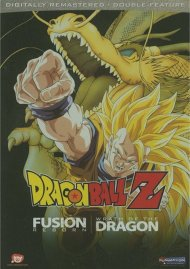 Dragon Ball Z: Fusion Reborn / Wrath Of The Dragon (Double Feature)