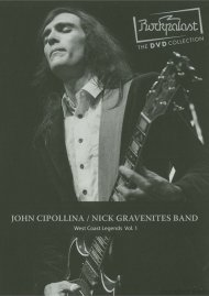 John Cipollina / Nick Gravenites Band: Rockpalast - West Coast Legends Vol. 1