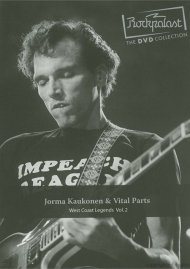 Jorma Kaukonen & Vital Parts: Rockpalast: West Coast Legends Vol. 2