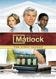 Matlock: Seasons 1 - 3