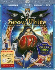 Snow White And The Seven Dwarfs (Blu-ray Case)
