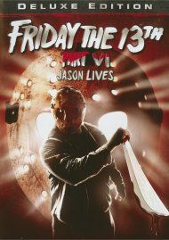 Friday The 13th: Part VI - Jason Lives - Deluxe Edition