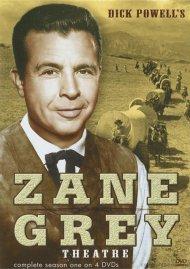 Zane Grey Theatre: The Complete First Season
