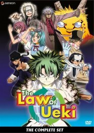Law Of Ueki: The Complete Set