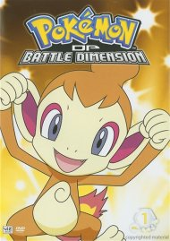 Pokemon: Diamond And Pearl Battle Dimension - Volume 1
