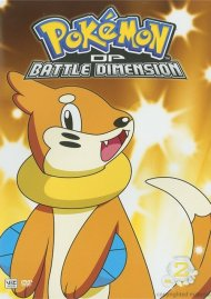 Pokemon: Diamond And Pearl Battle Dimension - Volume 2