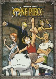 One Piece: Season Two - First Voyage
