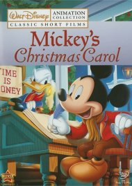 Walt Disney Animation Collection: Mickeys Christmas Carol