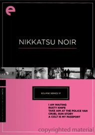 Nikkatsu Noir: Eclipse From The Criterion Collection