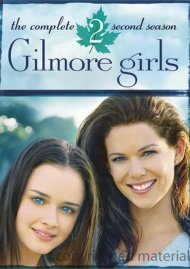 Gilmore Girls: The Complete Second Season (Re-Packaged)