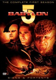 Babylon 5: The Complete First Season (Re-Packaged)
