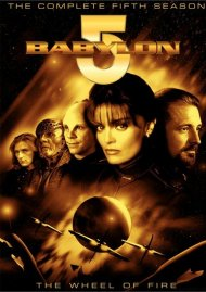 Babylon 5: The Complete Fifth Season (Re-Packaged)