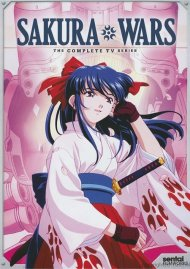 Sakura Wars TV: Complete Collection (Re-Packaged)