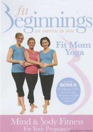 Fit Beginnings: Fit Mom Yoga