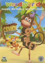 WordWorld: Happy Birthday WordFriends!