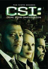 CSI: Crime Scene Investigation - The Ninth Season
