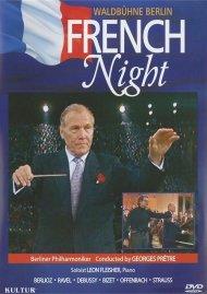 Waldbuhne Concert: French Nigh