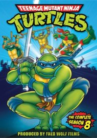 Teenage Mutant Ninja Turtles: Season 8
