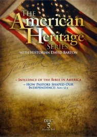 American Heritage Series: Influence of the Bible / How Pastors Shaped Our Independence Pts. 1&2
