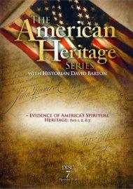 American Heritage Series: Evidence Of Americas Spiritual Heritage Pts. 1, 2 & 3