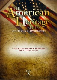 American Heritage Series: Four Centuries Of American Education Pts. 1&2